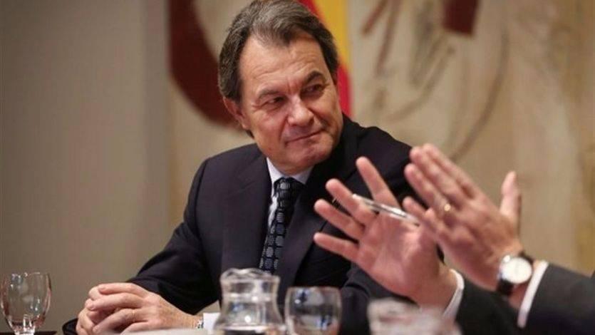 Artur Mas, president en funciones