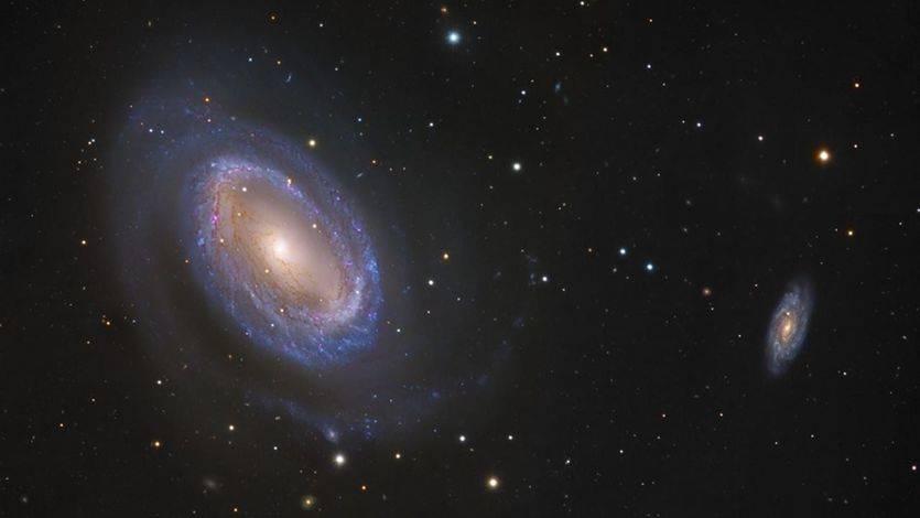 Dan un paso más para comprender la creación del Universo conocido