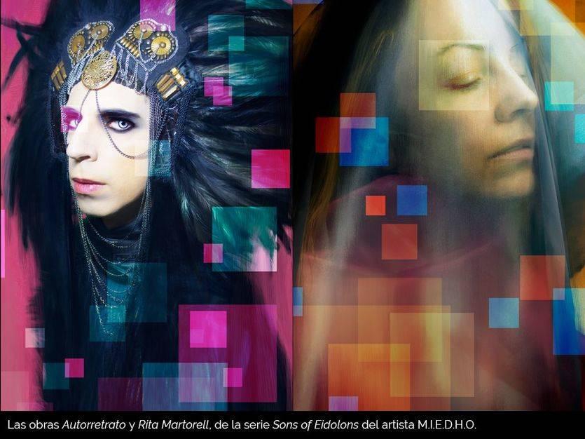 El Centro Cultural Los Castillos inaugura 2016 con la exposición del polifacético y contracultural, M.I.E.D.H.O.