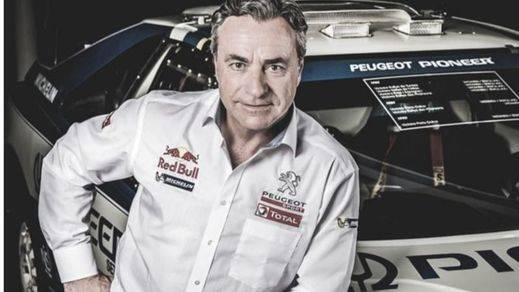 Resignación de Carlos Sainz tras su adiós al Dakar: