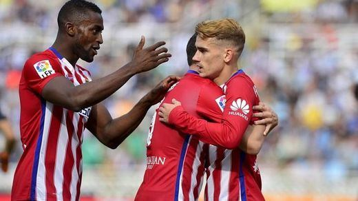 Copa: un doblete de Griezmann libera al Atlético ante un Rayo valiente (3-0)
