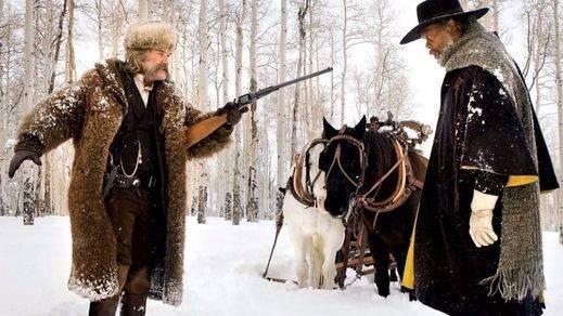 'Los odiosos ocho': Tarantino desencadenado