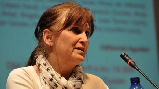 Lourdes Lucía, fundadora de Attac: