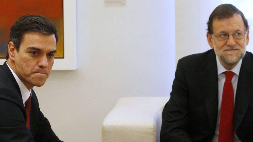 El guión que podría estar siguiendo Sánchez antes de apoyar al PP y Ciudadanos para una gran coalición... sin Rajoy