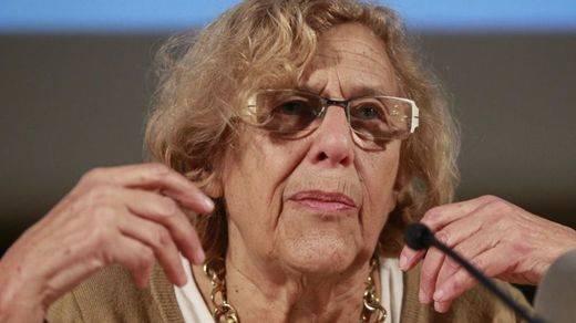 Carmena, contra su imagen de 'espanta-inversores' internacionales: su versión sobre la huida de Wanda