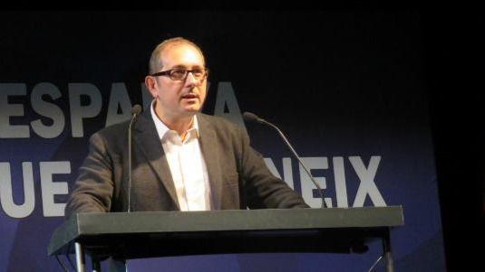 Rafael Arenas (Societat Civil Catalana):