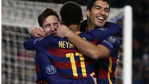 El Barça le hace un humillante set a unos leones sin garras (6-0)