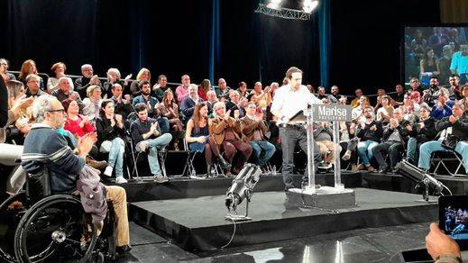 Iglesias también se ceba con el líder del PSOE porque