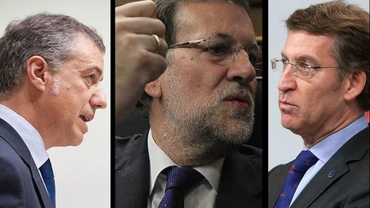El año del 'derecho a decidir': la ofensiva catalana será continuada por lo que suceda en las elecciones vascas y gallegas
