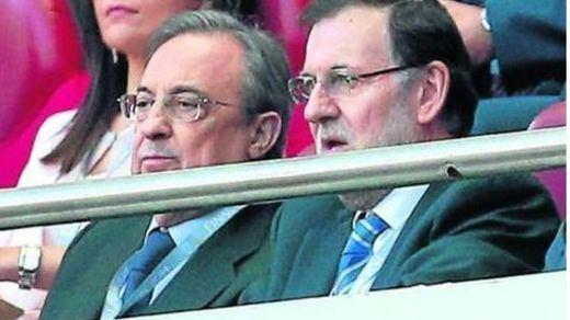 Las obviedades futboleras de Rajoy: Benítez