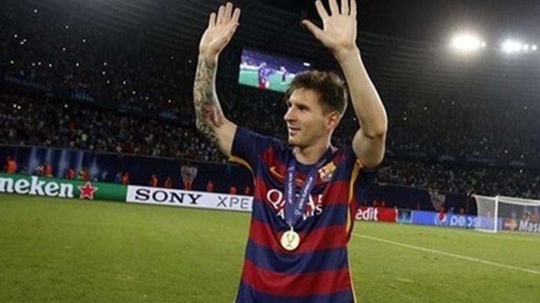 El Barça respira: Messi sólo sufre 'pequeñas molestias' sin importancia