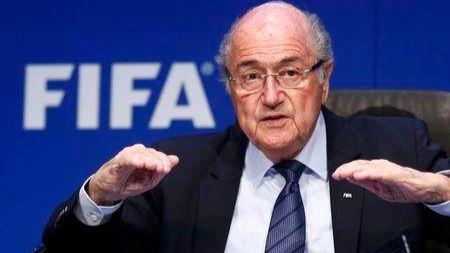 Inhabilitado pero cobrando: Blatter sigue recibiendo su sueldo como presidente de la FIFA