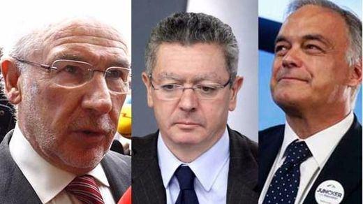 La Justicia no consigue citar a Rato, Gallardón y González Pons como testigos del 'caso Nóos'