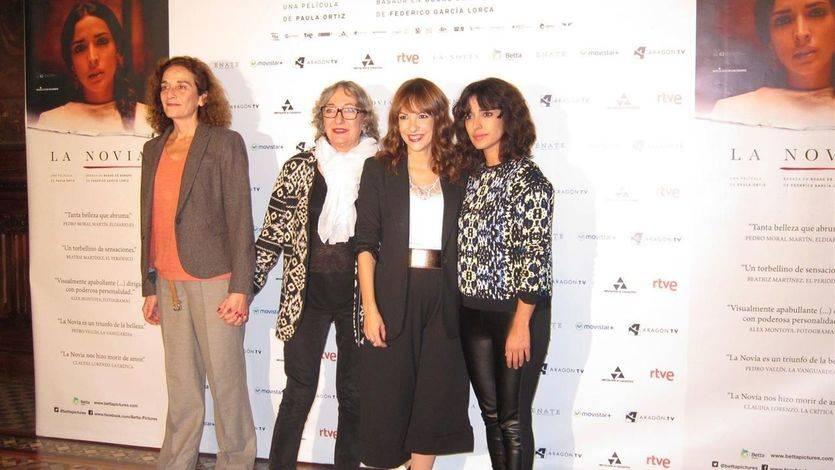 Una 'Novia' muy 'Feroz': la película de Paula Ortiz arrasa en los galardones de los críticos de cine