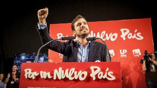 PP y Ciudadanos tumban el grupo de IU con ERC y Bildu por ser un