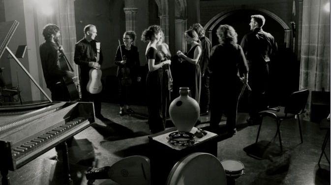 Los jóvenes intérpretes de Íliber Ensemble nos regalan la mejor música barroca