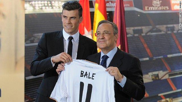 Bale 'vale' ocho millones m�s de los que dijo oficialmente el Real Madrid
