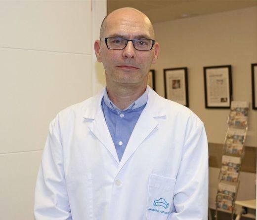 'Tratamos las varices de forma poco agresiva y con mínimas molestias'