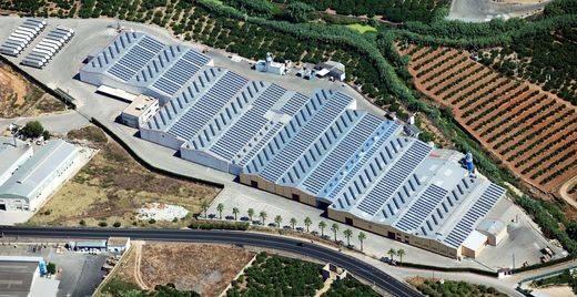La empresa española Grupo Grau desarrolla un sistema modular sostenible con envases de cartón ondulado