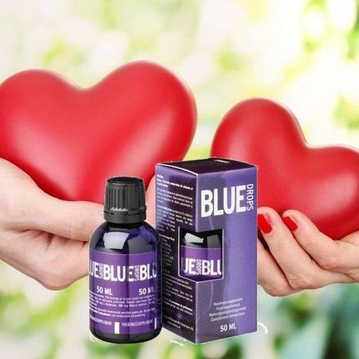 Bluedrops, el afrodisíaco natural que estimula las relaciones