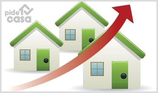 Sube el precio de la vivienda y también el número de ventas de inmuebles en España