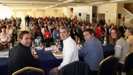 Más del 90% de los militantes socialistas de Toledo aprueban la gestión de García-Page