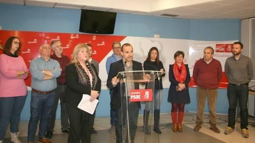 PSOE: 'Queremos que el dinero ahorrado por los ayuntamientos sirva para mejorar la vida de la gente'