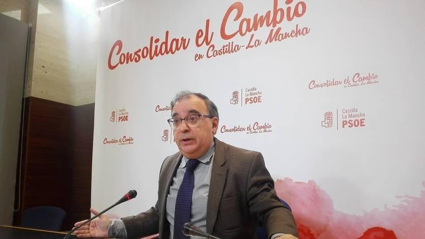 El PSOE: 'García-Page está consiguiendo sanear las cuentas públicas que tan maltrechas dejó Cospedal'