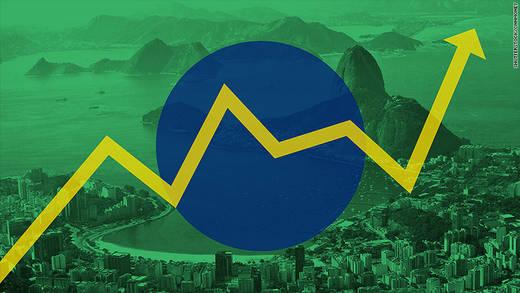 Brasil recorta tipos