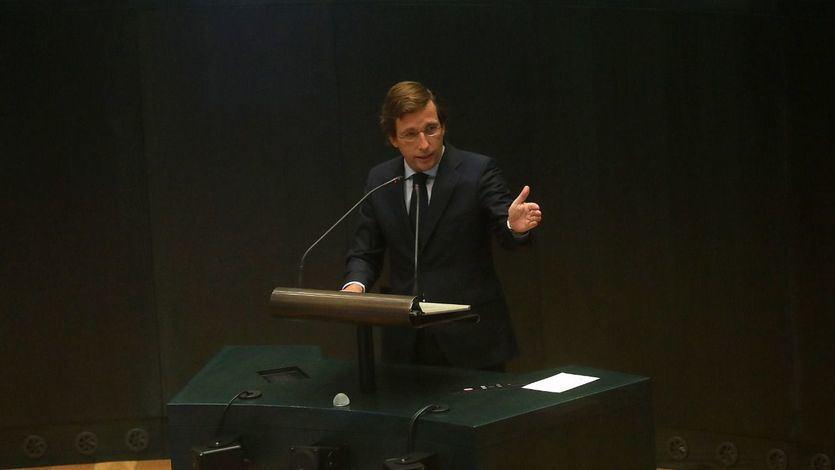 Almeida, sobre los indultos: 'El pago al chantaje del independentismo no lo tienen que sufrir los madrileños'