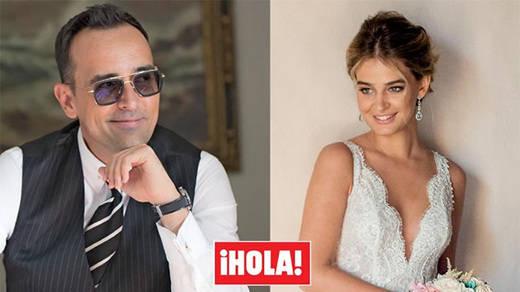 Las fotos secretas de la boda de Risto Mejide y Laura Escanes