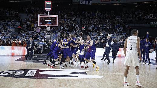 Escándalo Copa del Rey de baloncesto: la ACB admite los errores arbitrales y el Madrid medita irse de la Liga