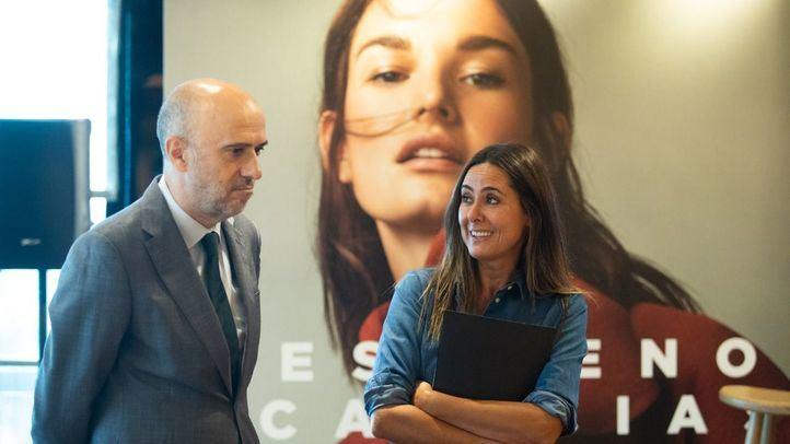 Presentación de la nueva campaña de moda de otoño de El Corte Inglés. (Foto: Kike Rincón)