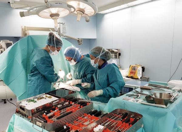 Cirugías de estenosis y artrosis de columna sin riesgo