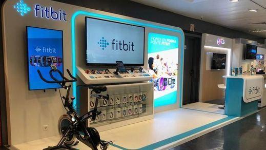 El Corte Inglés abre la primera tienda de Fitbit en España
