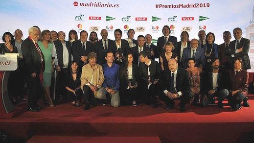 Madrid reconoce a los mejores del año en una emocionante gala