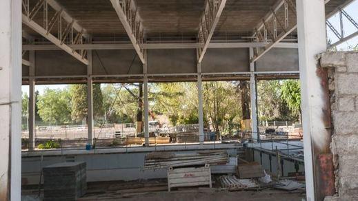 Tercer verano sin piscina en la Colonia del Manzanares de Madrid