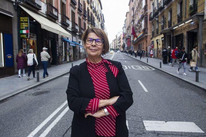 Inés Sabanés (Más Madrid): 'No abandono la política madrileña, tener voz propia en el Congreso es ganar'