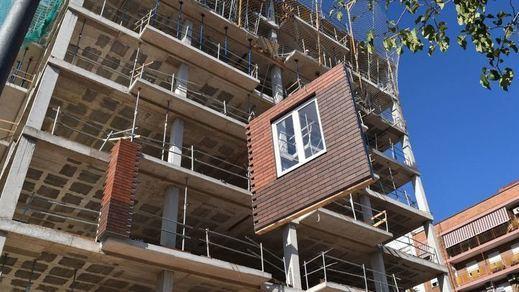 AEDAS Homes continúa modernizando la construcción con la integración de fachadas industrializadas en sus promociones