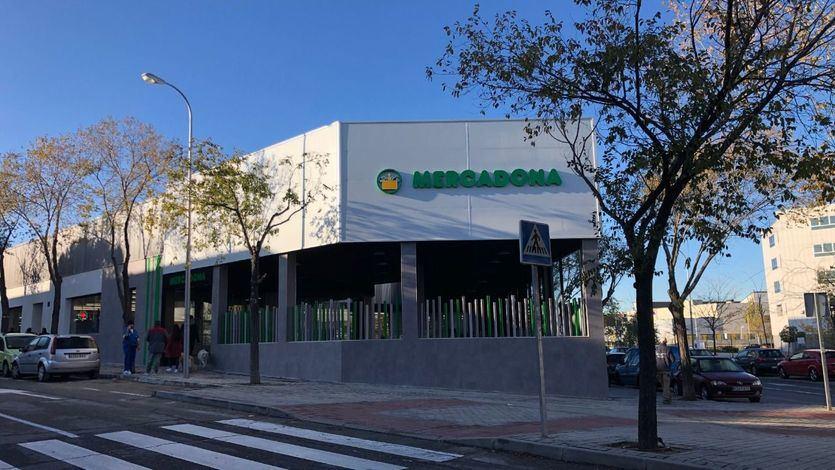 Mercadona abre en Getafe un nuevo supermercado eficiente