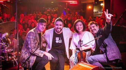 Maureen Choi Quartet finaliza las giras en el Café Berlín de Madrid