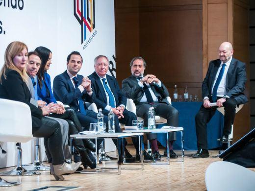 40 años de Ifema | Aguado: 'Ifema es un ejemplo de cosas que edifican al país'