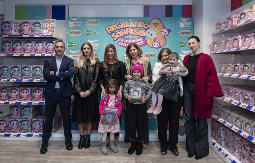 El Corte Inglés colabora en la lucha contra el cáncer infantil con una venta solidaria a favor de la Fundación Aladina