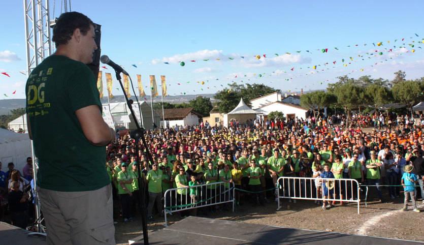 Caja Rural Castilla-La Mancha recoge 3.500 kilos de alimentos en el Desafío 2015