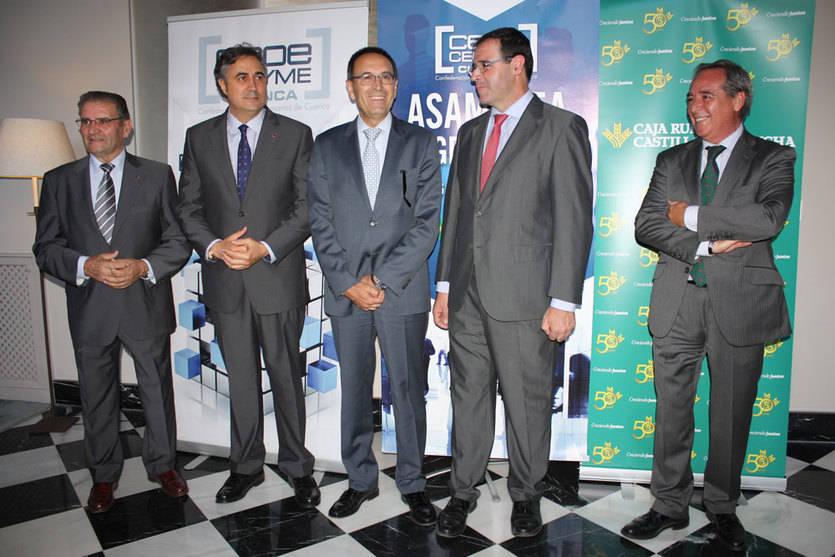 'Incertidumbre' en el sector empresarial de Castilla-La Mancha ante los recientes cambios políticos