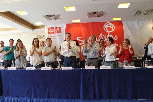 Álvaro Gutiérrez, candidato de PSOE a la Presidencia de la Diputación de Toledo