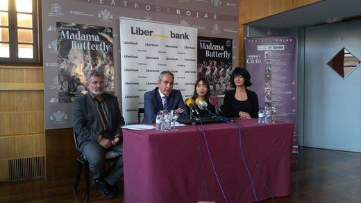 """La ópera """"Madama Butterfly"""" se representará en Toledo el 21 de noviembre"""