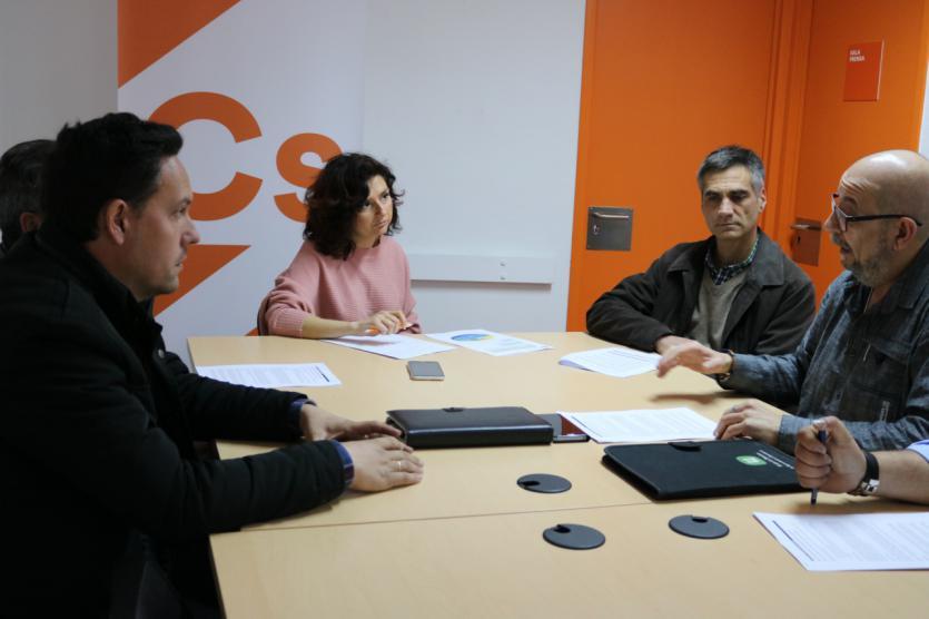 Ciudadanos denuncia las 'políticas cortoplacistas' para los problemas de la agricultura y la ganadería