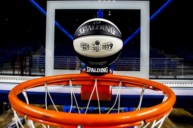 El Corte Inglés y la ACB estrenan el balón oficial para la Copa del Rey 2019