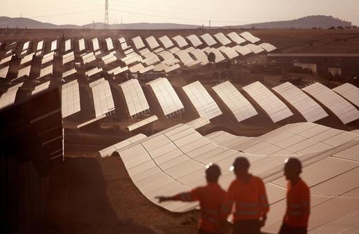 Iberdrola y Danone España se unen para impulsar la creación de la planta fotovoltaica más grande de Europa